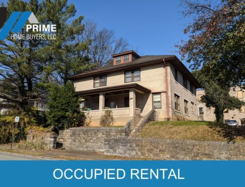 Occupied Rental